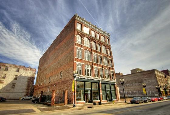 century building, knoxville, tn