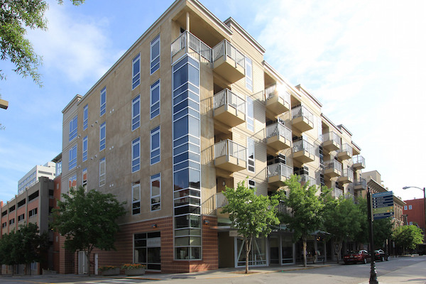 residences at market square, knoxville, tn