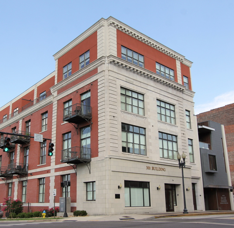 300 building, knoxville, tn