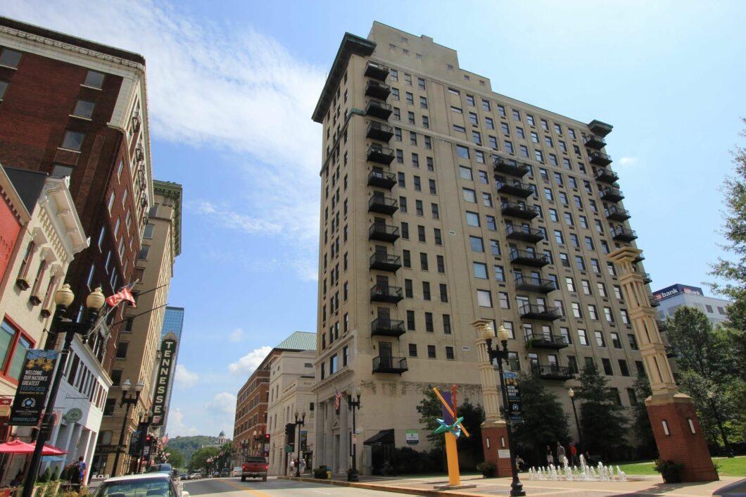 The Holston Building Condominiums
